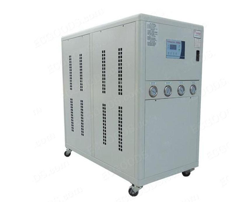 注塑机水冷箱型冷水机