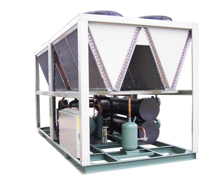 昆山风冷螺杆式冷水机组