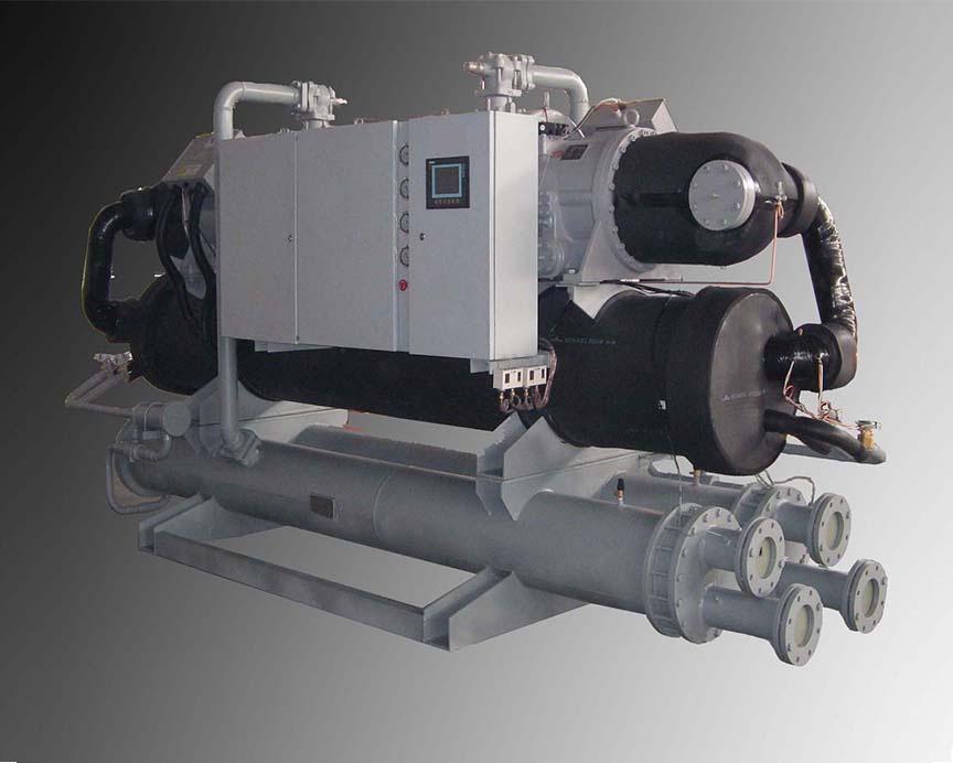 水冷低温螺杆式冷水机组